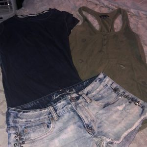 American Eagle brand bundle size small 4